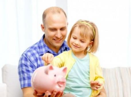 Как поговорить с детьми о деньгах