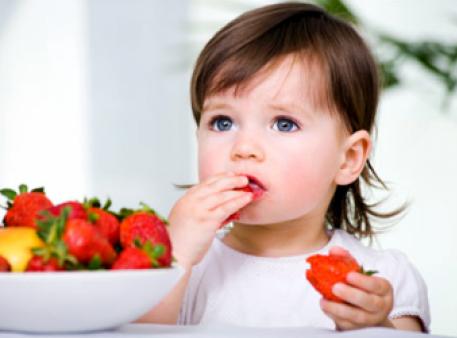 Как поговорить с детьми о пищевой аллергии