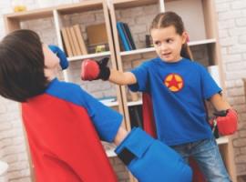 Как преодолеть соперничество между детьми