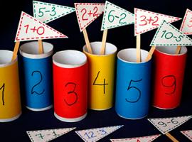 Считалочка: математический проект